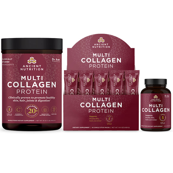 Complete Collagen System Kit