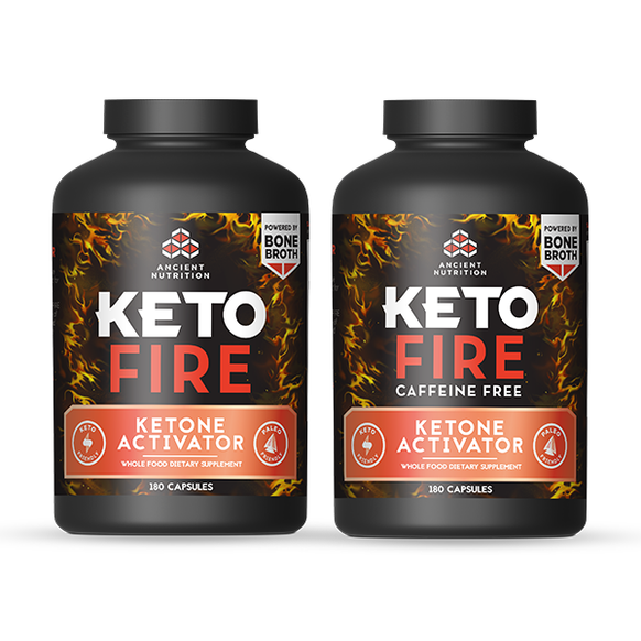 Extra Month Keto FIRE™ Kit - Herman Bailey