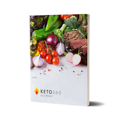 Photo of Keto360 Blueprint Paperback Book