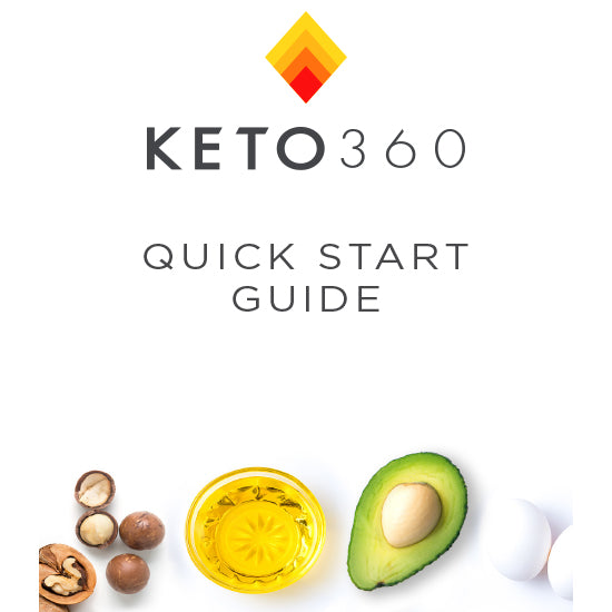 Keto360 Quickstart Guide