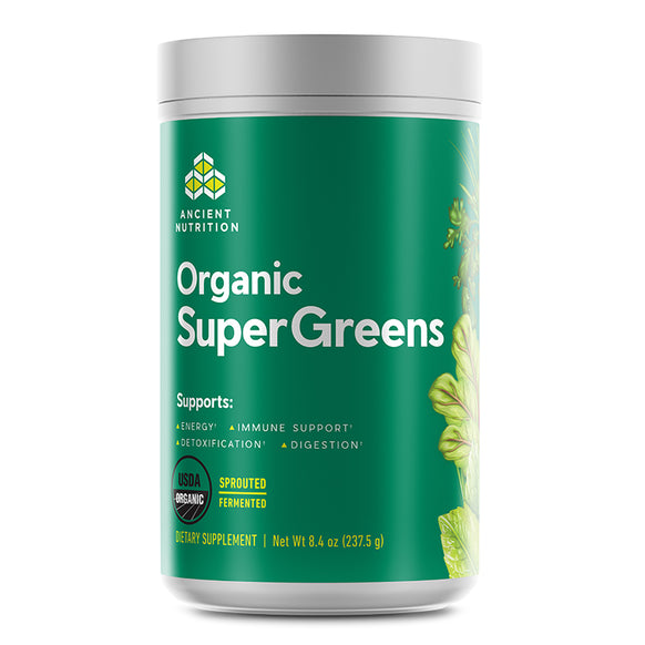 Organic SuperGreens - TBN