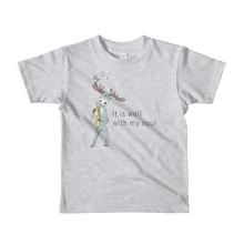 Load image into Gallery viewer, It Is Well | Children's Hymn T-Shirt