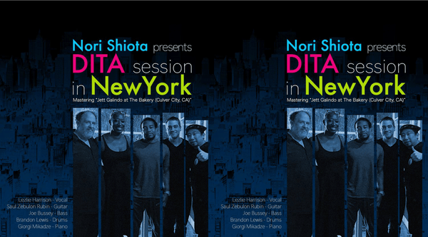 Nori Shiota presents DITA Session in New York
