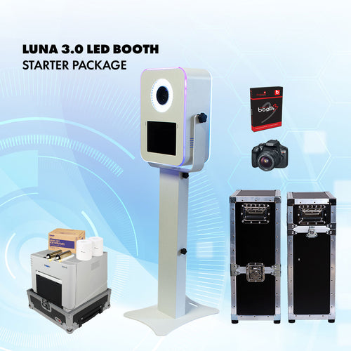 Luna 3.0 LED Booth Starter Package