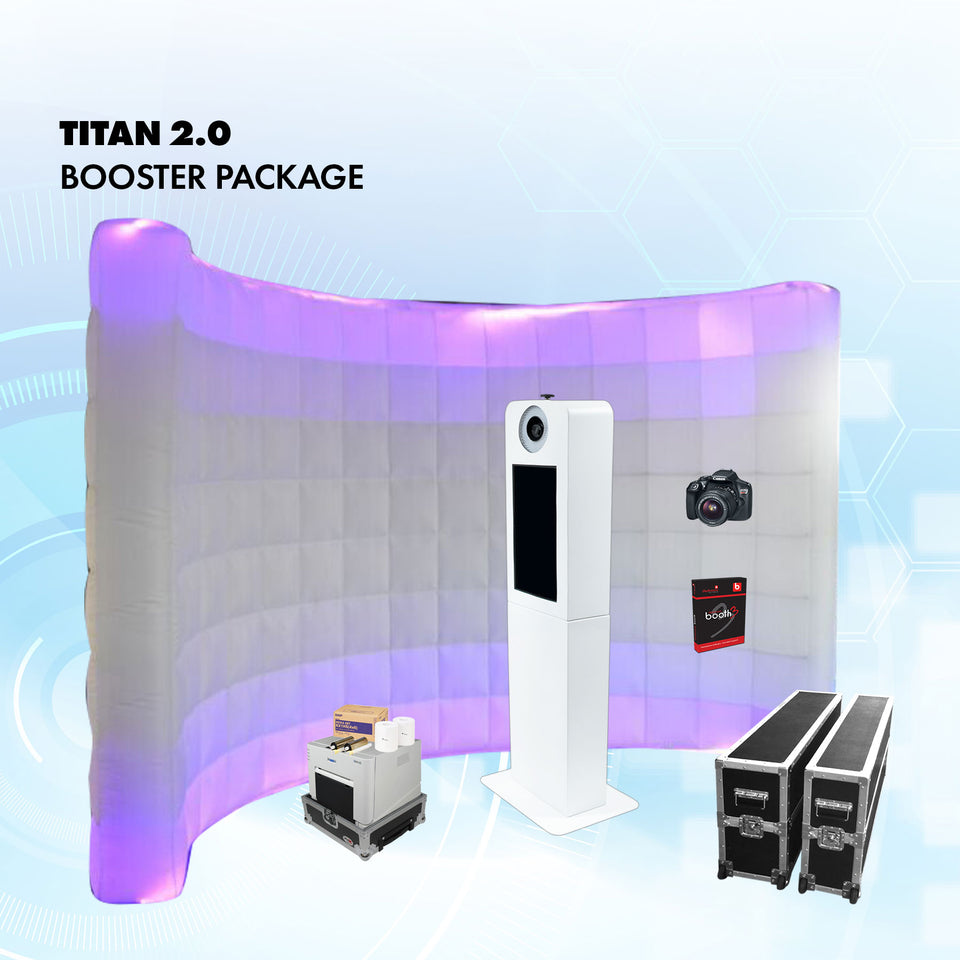 Titan 2.0 Booster Package