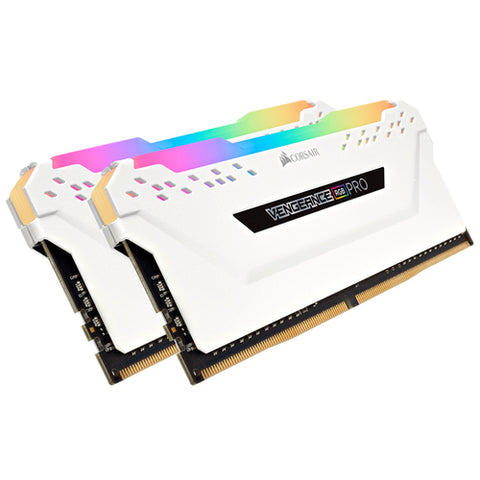 Corsair Vengeance RGB PRO 16 GB DDR4-3600 Kit - White