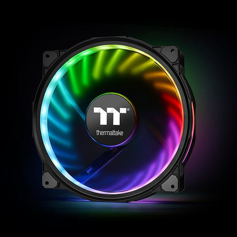 Thermaltake Riing Plus 20 LED RGB Case Fan