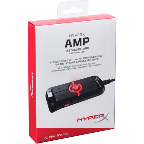 HyperXAmp - USB Sound Card