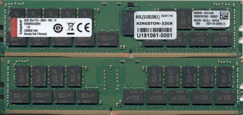 Kingston 32 GB DDR4-2666