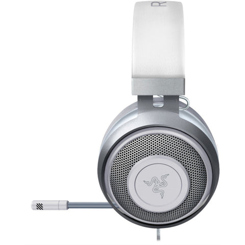 Razer Kraken headset - Mercury White Edition
