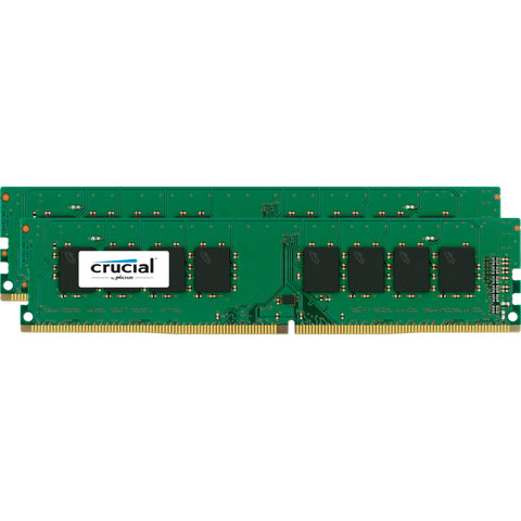 Crucial 32 GB DDR4-2400 Kit