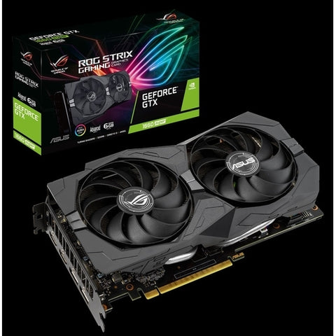 ASUS 6GB D6 GTX 1660S ROG STRIX A GAMING