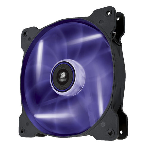 Corsair AF140 Quiet Edition purple LED fan