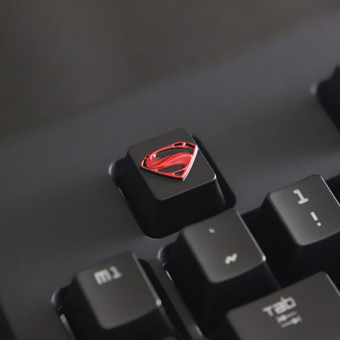 Superman Keycap