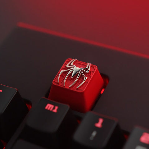 Spiderman keycap