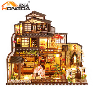 Large Miniature DollHouse