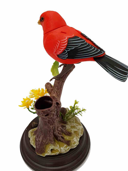 Sound Control Bird Sparrow The Ensemble Bird Beautiful Birds Gifts Toy Birds for All Ages