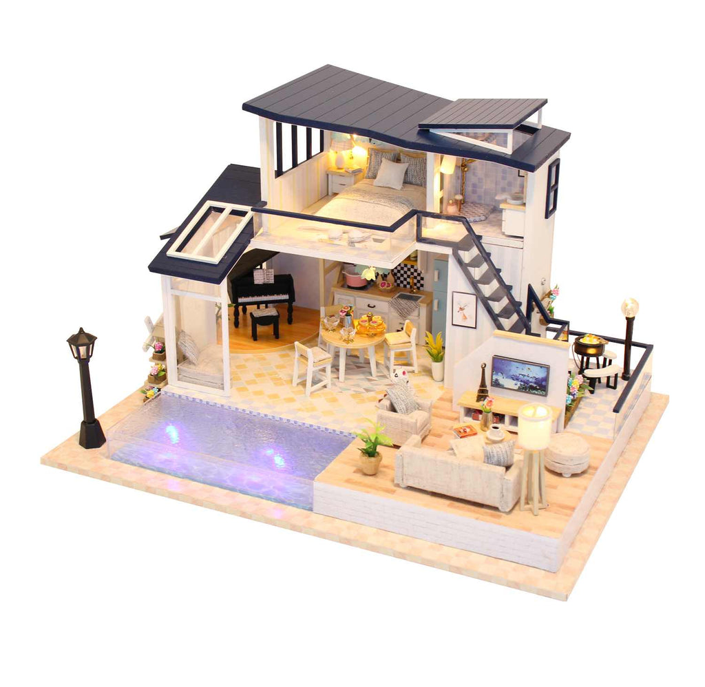 Song Birds  Miniature Dollhouse Doll House Picture