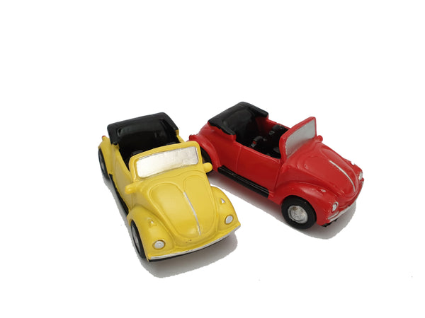 Miniature Red Car