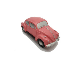 Miniature Pink Car