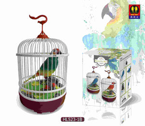 The Ensemble Bird Parrot Bird Recording Function Parrot Bird in Cage
