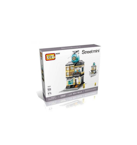 LOZ Mini Nano Diamond Building Block Building Street Shop - PERFUME SHOP (1634)