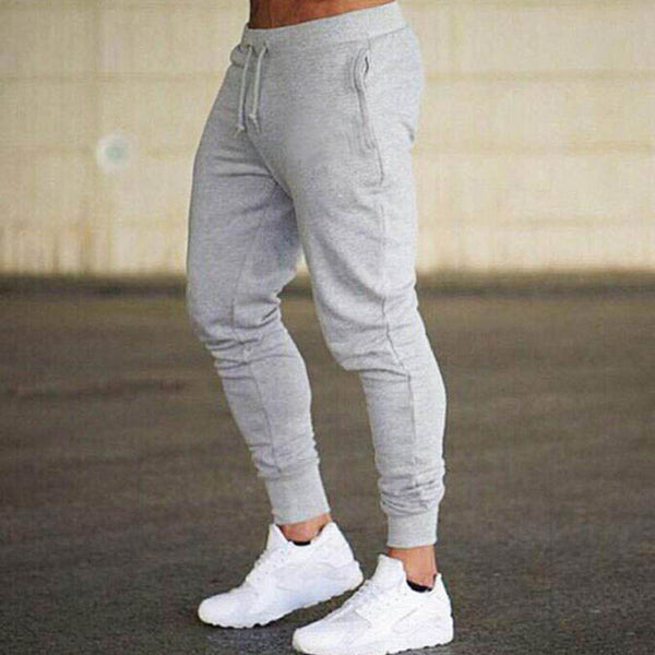 Men's Joggers Casual Bottoms Skinny Sweatpants