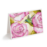 Quiet Visitor Greeting Card