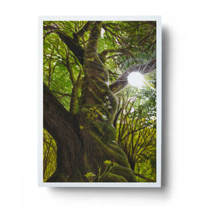 The Magic Tree Art Print