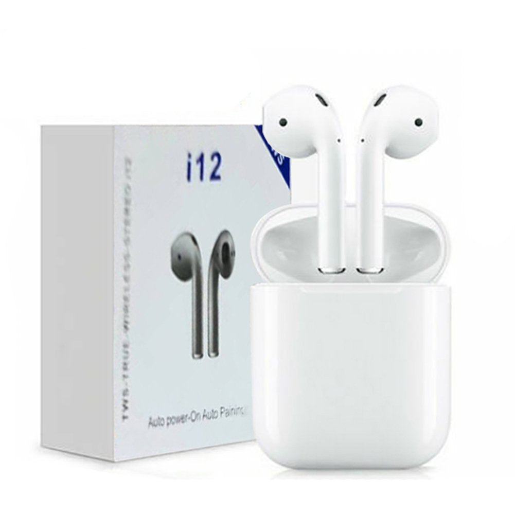 i12 TWS 5.0 Bluetooth Air Buds  (Click for pricing)