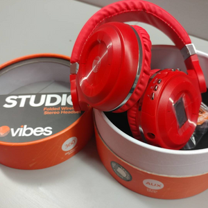 VIBES STUDIO HEADSET (Click for pricing)