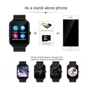 DZ60 Smart Watch (Click for Pricing)