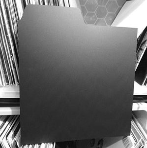 "12"" Record Dividers A-Z Kit (black)"