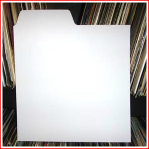 12 Inch Record Dividers