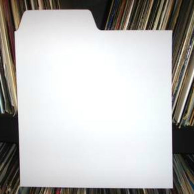 LP record divider card