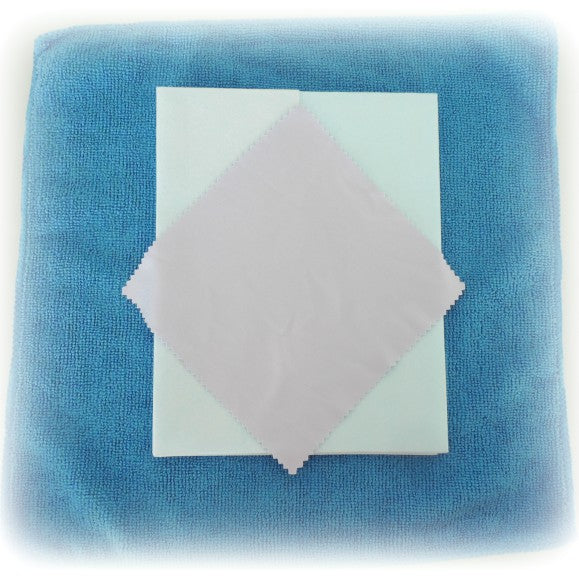 Disc Cleaning Cloths Pack