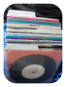 "7"" Record Divider A-Z Kit"
