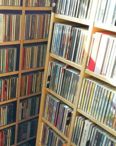CD Shelving solutions