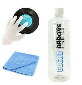 1000ml record cleaning fluid - Clear Groove