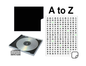 CD A to Z kit