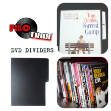 Load image into Gallery viewer, DVD Divider (White)