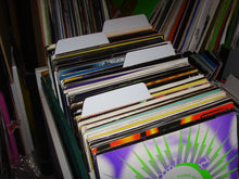 "Load image into Gallery viewer, 12"" LP record shop dividers"