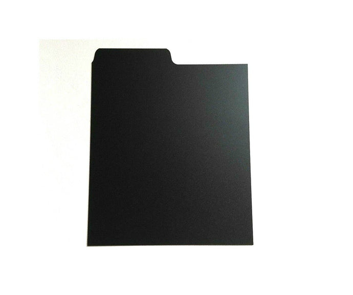CD Dividers 100 Pack black