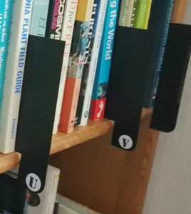 Universal Book Shelf Markers