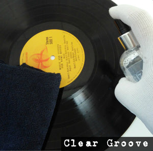 Clear Groove Disc Gloves (2 Pairs)