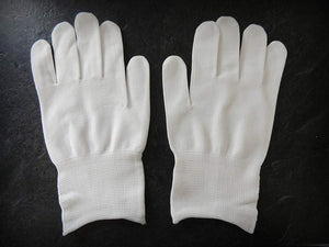 vinyl cleaning gloves 2 pairs
