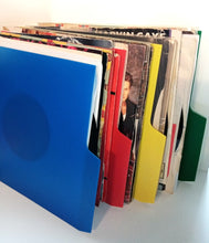"Load image into Gallery viewer, 7"" vinyl singles sorted for record fairs and shops."