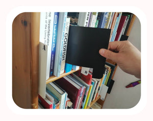 Book Dividers / Shelf Markers