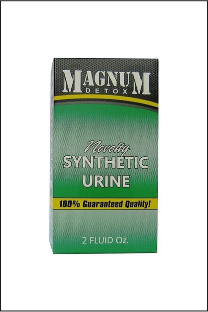 Magnum Synthetic Urine 2oz.