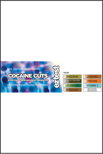 Ez Test - Cocaine Cuts